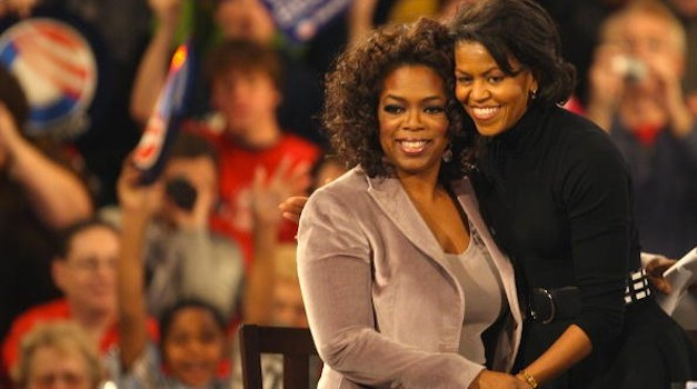 Oprah, Meryl Streep to Join Michelle Obama at First White House Women's Summit