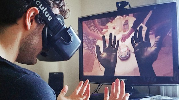 Virtual Reality Allows Young Med Students to Experience Life as an Elderly