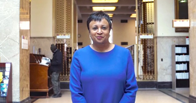 Senate Confirms First Black Woman Librarian Of Congress in History