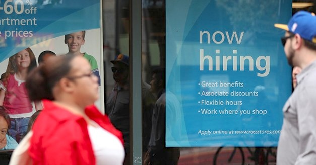 U.S. Job Growth Skyrockets In June With 287,000 New Hires