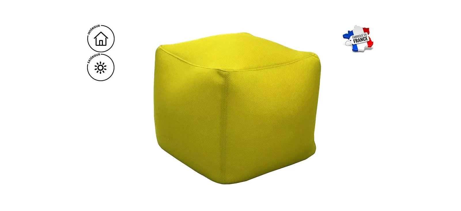 Pouf Détente Big Bag 40x40 Proloisirs