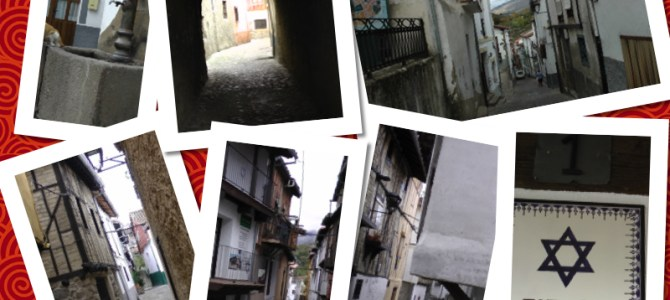Barrio judío de Hervás (Cáceres)