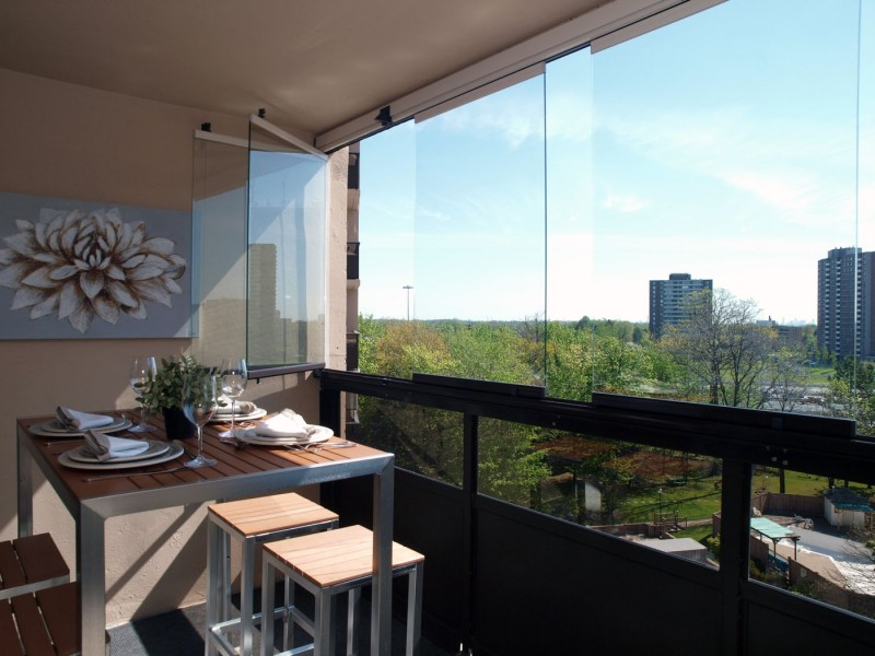 Cam Balkon Lumon Canada | Sunrooms, Patio Covers, And Balcony Glass