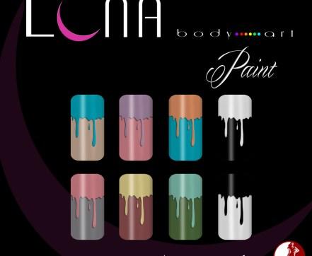 Luna SLink Paint Vendors