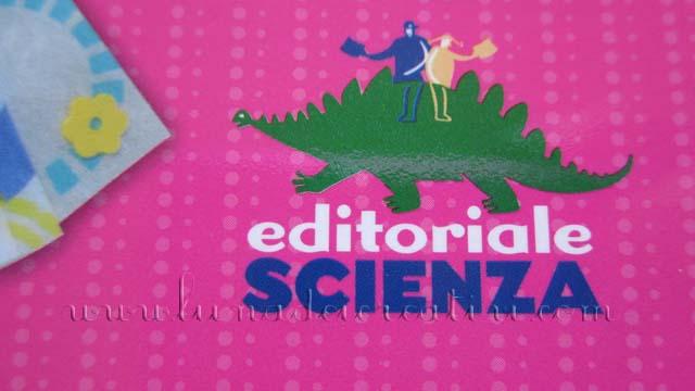 L'Editoriale Scienza è una casa editrice di Trieste specializzata in divulgazione scientifica per ragazzi