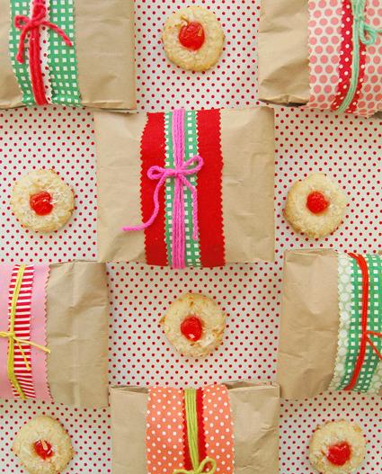 DIY Box confezione per biscotti