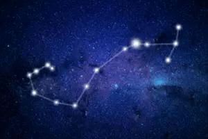 November Fall Wallpaper Scorpio Zodiac Sign