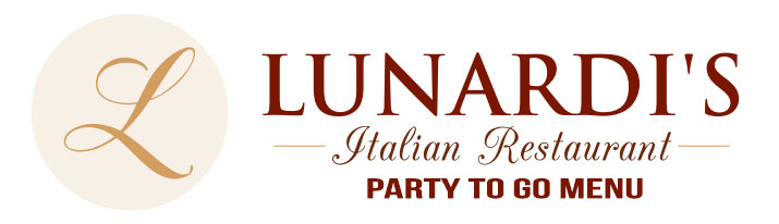 Party to Go Menu \u2013 Italian Restaurant