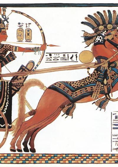tutankhamun-in-his-chariot-ben-morales-correa