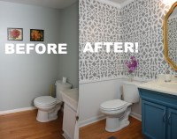 Easy DIY Bathroom Makeover Ideas | Lures And Lace