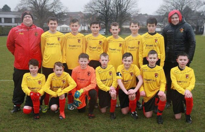 under 13 ll colts