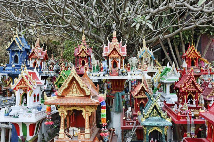 spirit-houses-bangkok-thailand