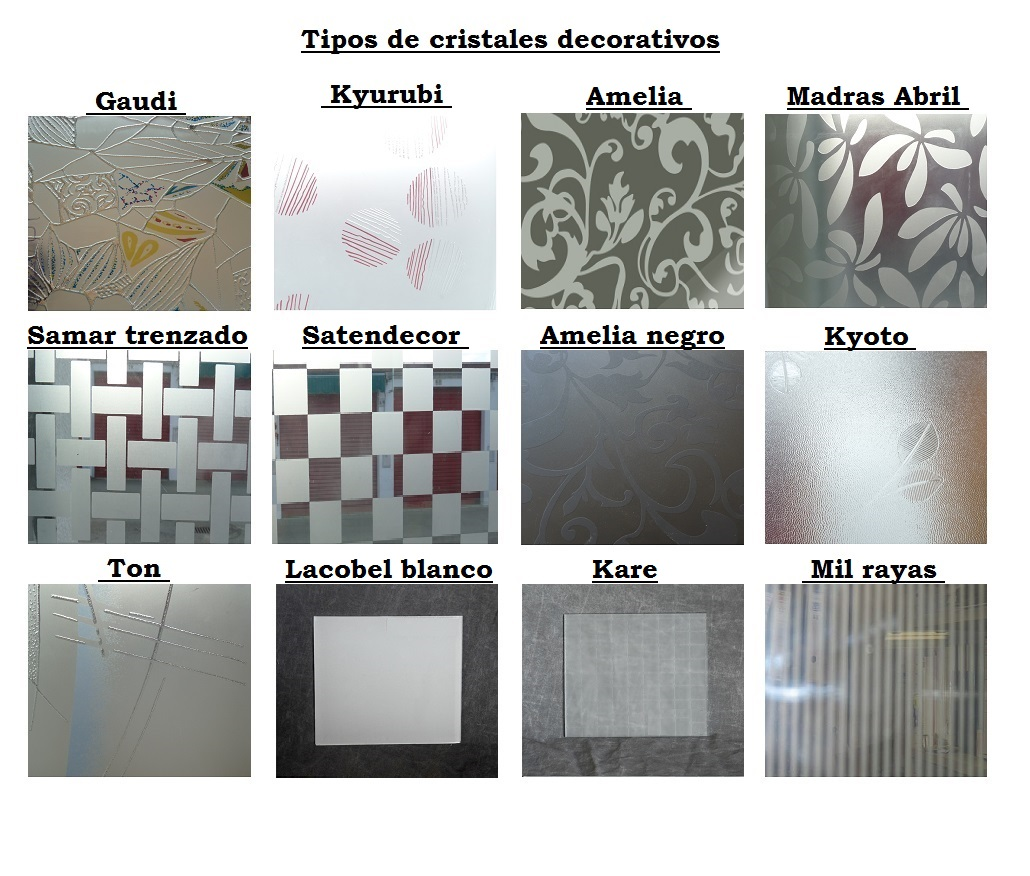Cristales Decorativos Cristales Decorativos Para Puertas Affordable Awesome Se