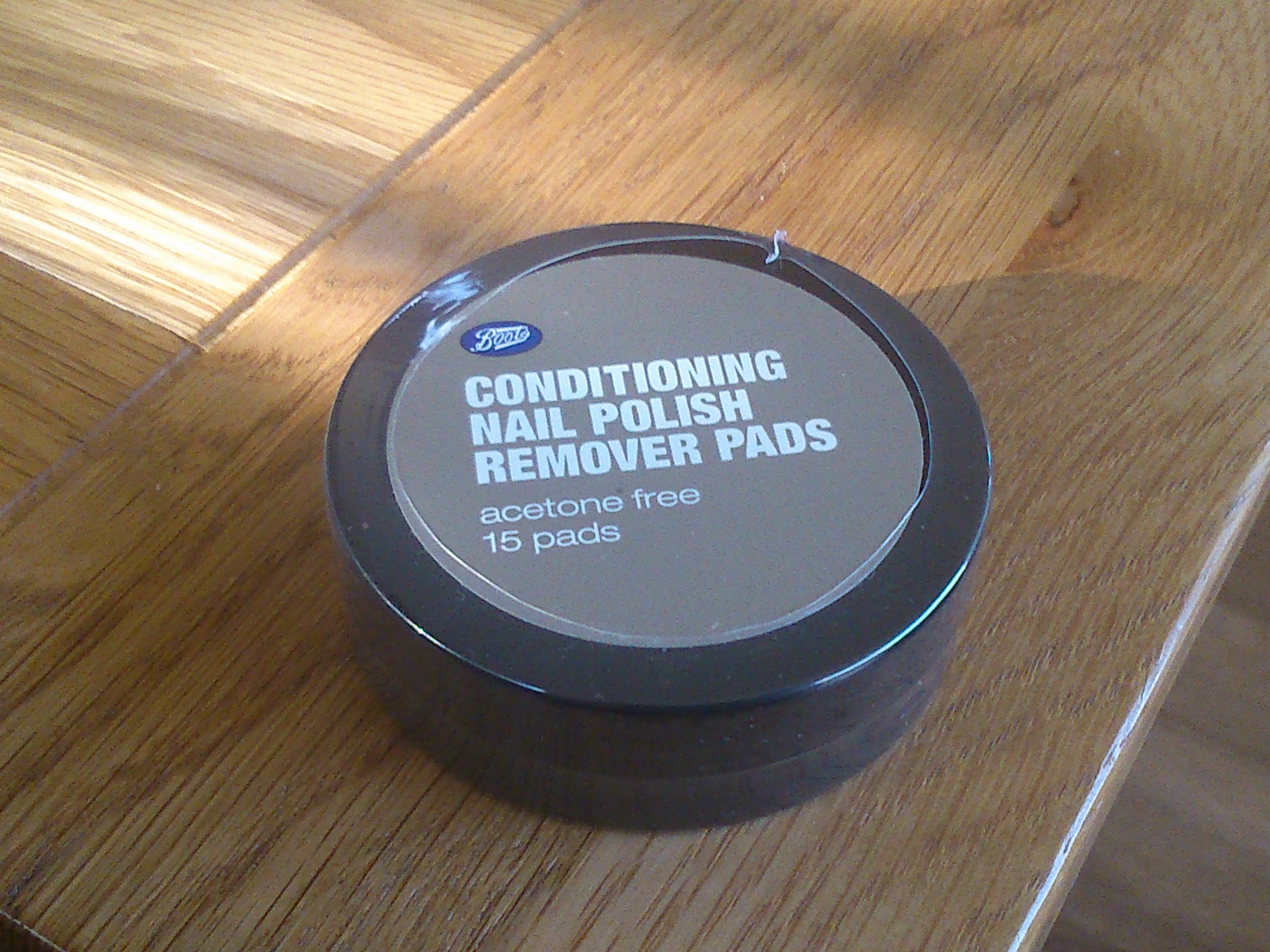 Boots Conditioning Nail Polish Remover Pads Lushnails