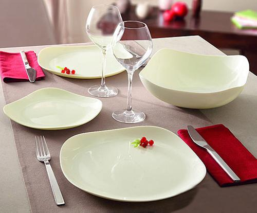Geschirr Modernes Design Modern Dinnerware Trends For Contemporary Table Setting