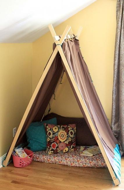 22 Kids Tent Ideas for Children Bedroom Designs and ...