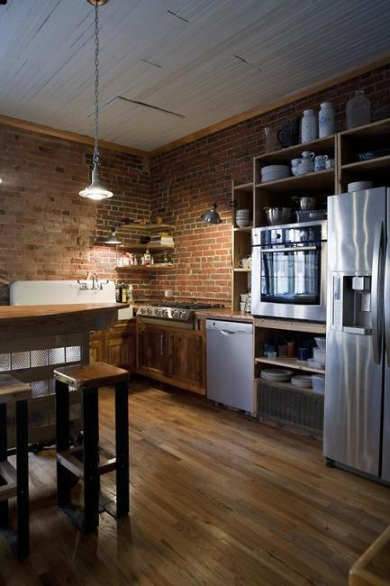 Studio 20m2 25 Exposed Brick Wall Designs Defining One Of Latest