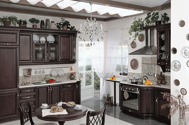 Large Kitchen Island Centerpieces 25 Small Kitchen Designs With Spacious Dining Area And