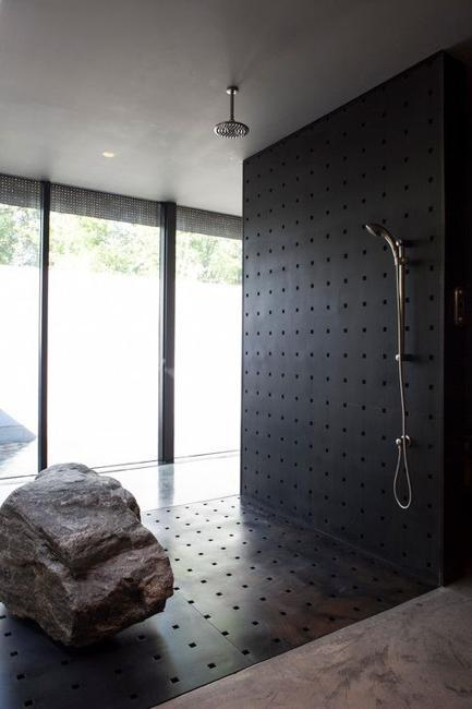Small Bathroom Design Ideas Images Custom Shower Designs Bringing Nature Into Modern Homes