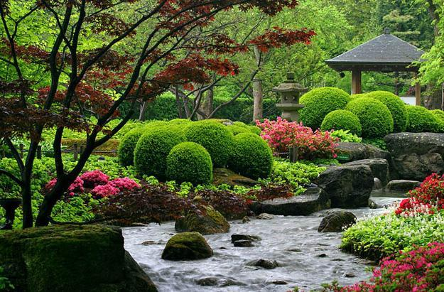 Japanese Garden Decorating Ideas 15 Landscaping Ideas For Building Rock Garden In Asian Style