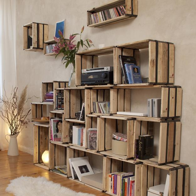 Design Regalsysteme 25 Modern Shelving Systems Bringing Industrial Vibe Into