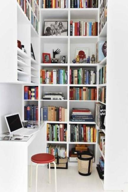 Cheap Dining Chairs 22 Space Saving Ideas For Small Home Office Storage