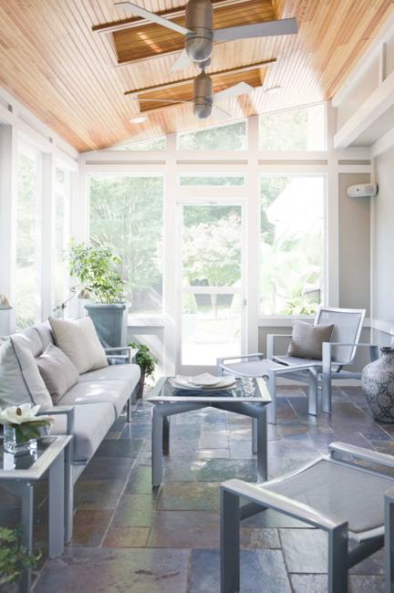 Ideen Deckenverkleidung 25 Beautiful Sunroom Decorating Ideas And House Design