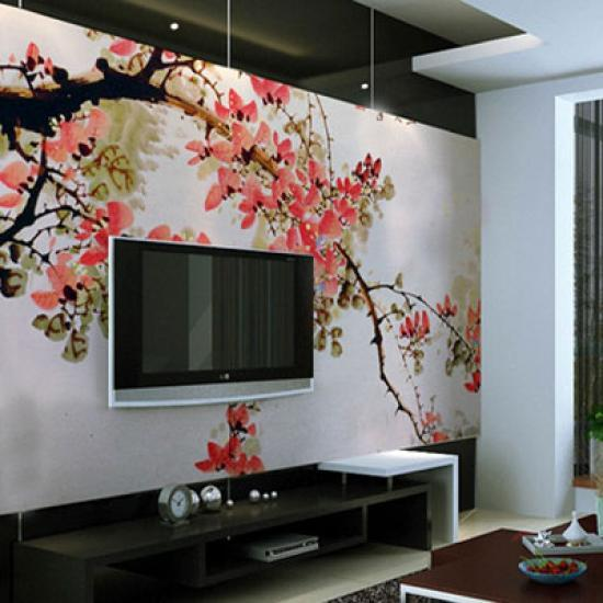 Wall Decoration Murale Mural Art, Stunning Painting Ideas For Modern Wall Decoration