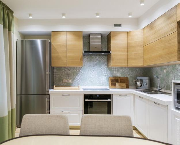 New Metal Kitchen Cabinets Modern Kitchen Trends 2019 Bringing Two Tone Wood Cabinets