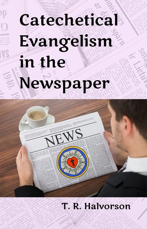Amazon Distributes Paperback Edition of Catechetical Evangelism in the Newspaper