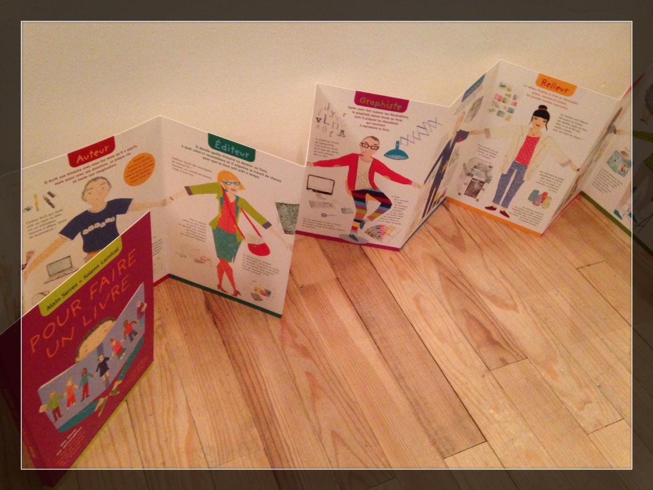 comment on fait un livre lutin bazar. Black Bedroom Furniture Sets. Home Design Ideas
