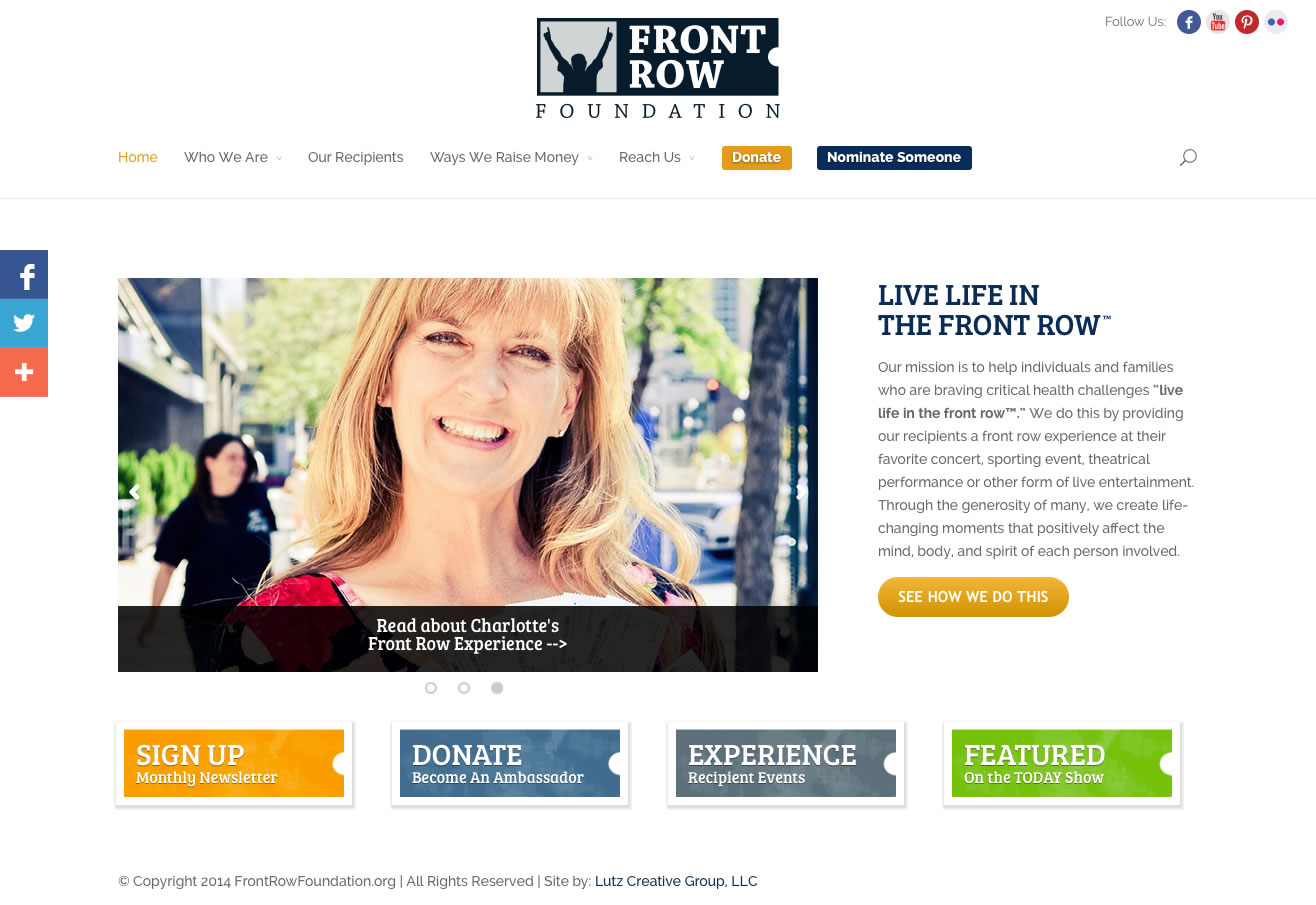 Front Row Foundation