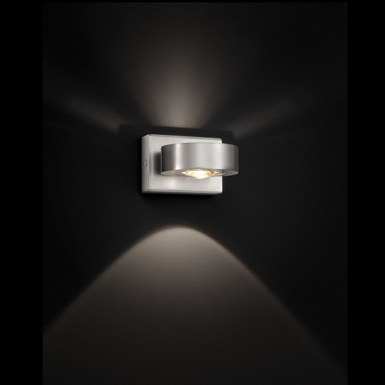 Design Wandleuchten Led Design Wandleuchte Up And Downlight Led Knapstein 819