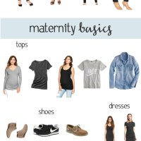 Wardrobe Essentials: Maternity Basics