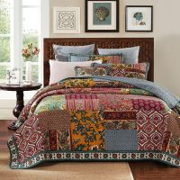 Boho Chic Bedding Sets, Bohemian Style Bedding are Comfy ...