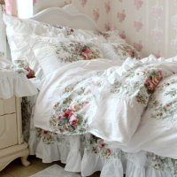 Victorian Bedding Collections - Shabby Chic Vintage Bedding