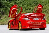 Anliker-Mercedes-SLR-999-Red-Gold-Dream