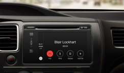 CarPlay playlist