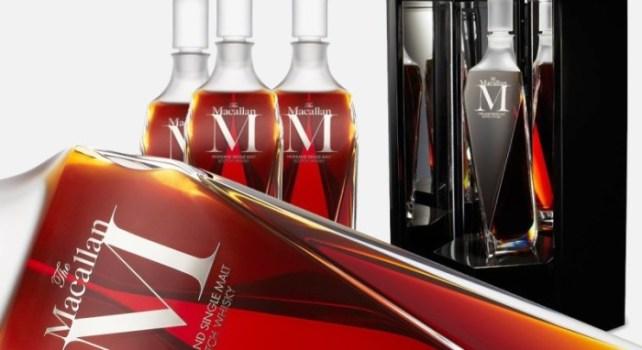The Macallan M : La marque bat son record lors d'une vente de Sotheby's