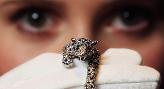 Cartier : Deux bijoux rares en forme de tigres vendus aux enchères