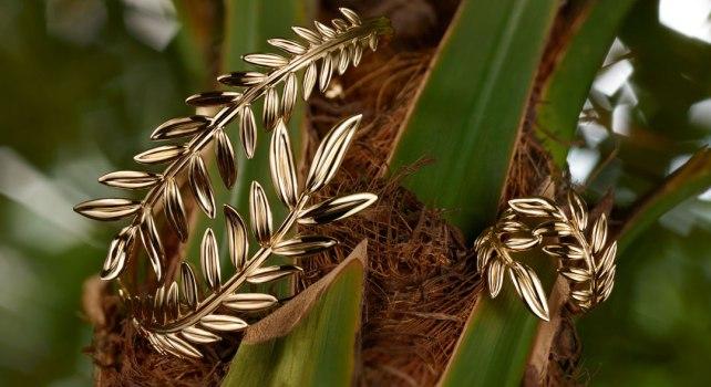 Chopard Palme Verte : La Palme d'Or inspire une collection de bijoux