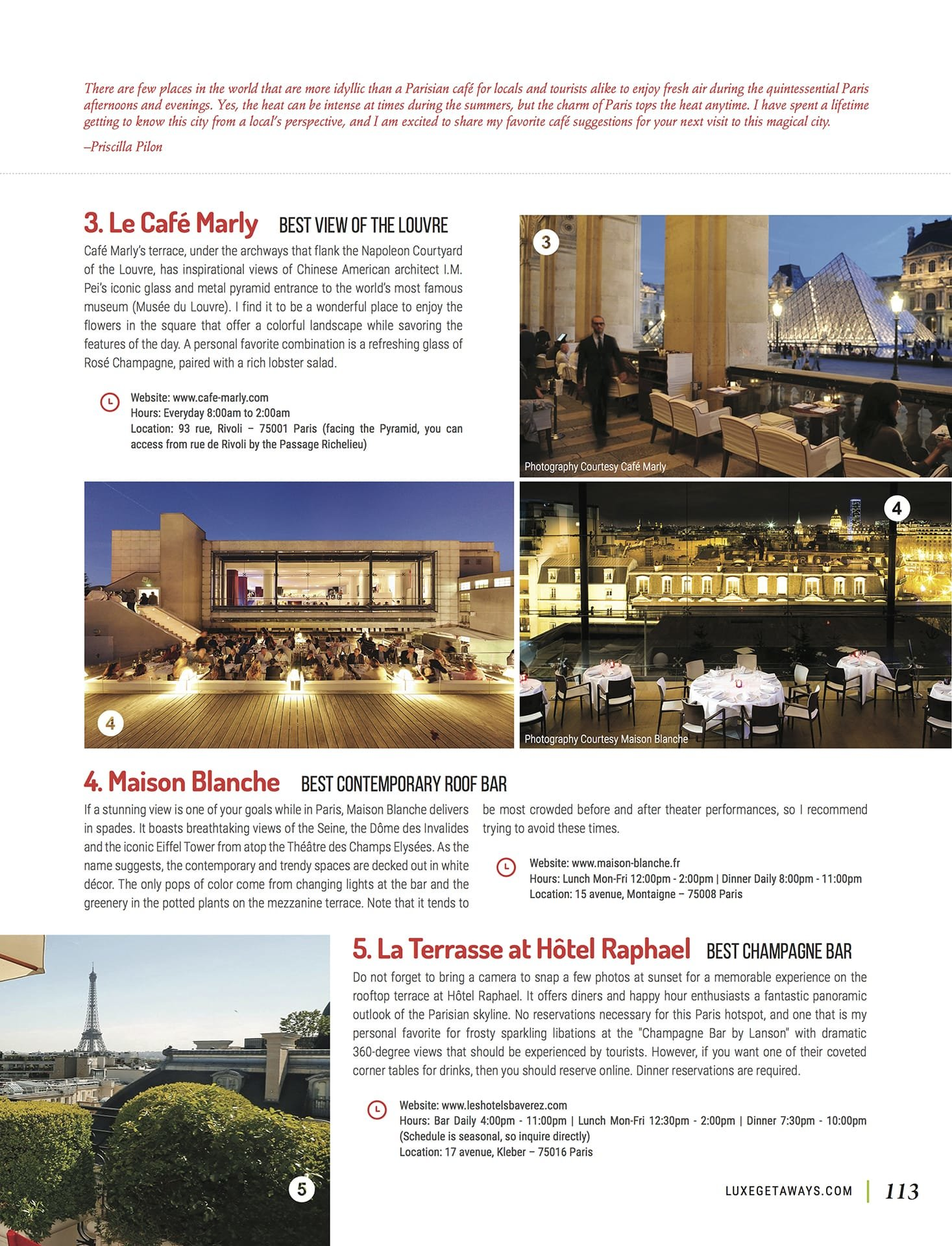 Best Of Terrasse Paris Top 5 Favorite Places To Enjoy Outdoor Dining In Paris Luxegetaways