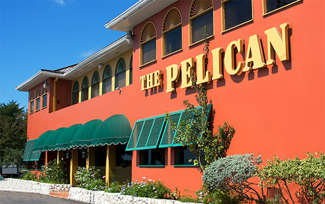 Pelican Grill in Montego Bay Jamaica