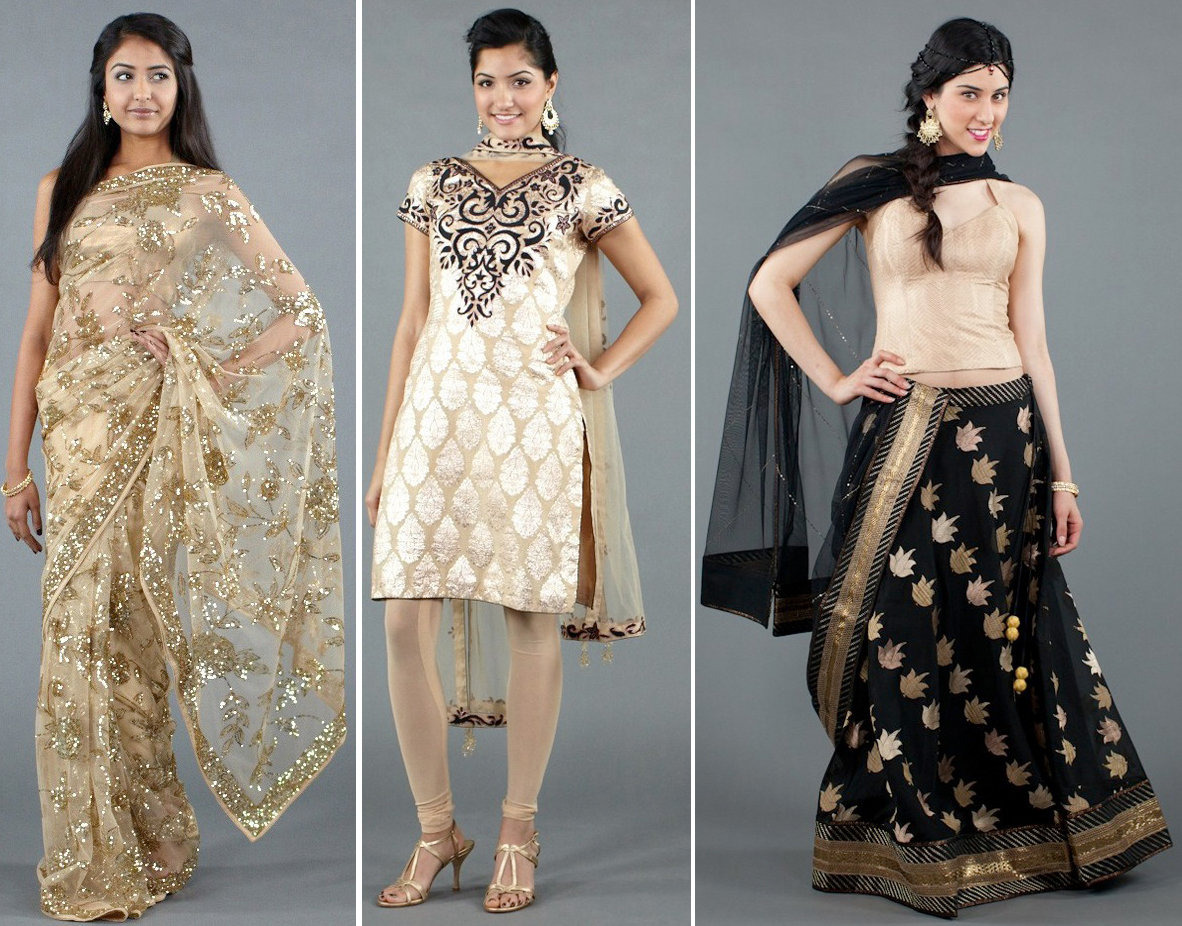 Trend Gold Gold Indian Wear The Luxe Report