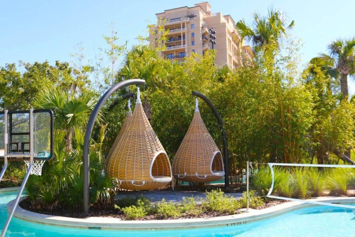 Four Seasons Orlando Luxe Recess
