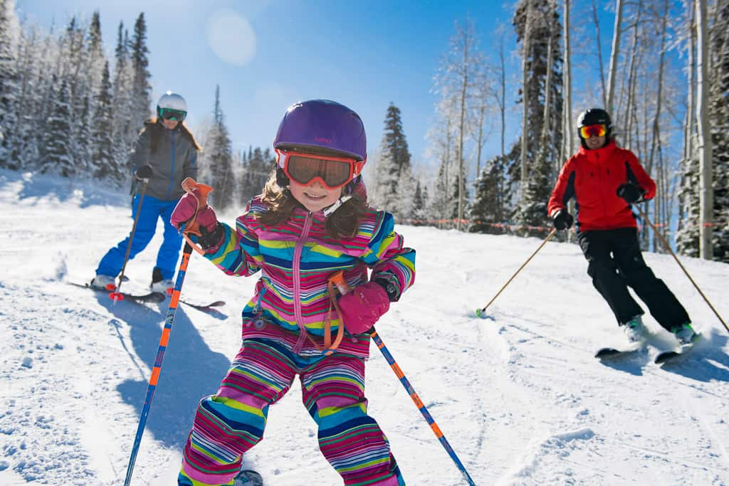 Why the Montage Deer Valley is one of the Best Utah Ski Resorts For Kids