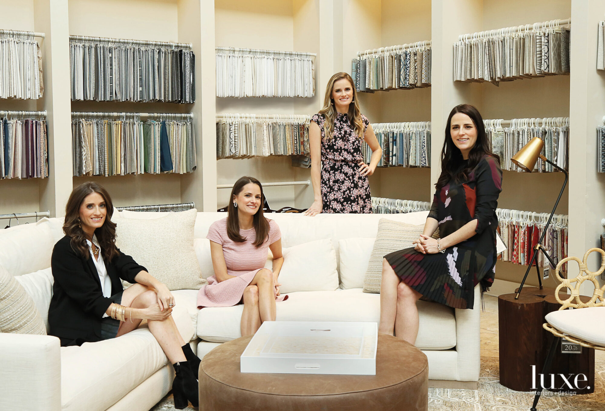 Get To Know The Sister Act Behind Chicago S Walter E Smithe Furniture Luxe Interiors Design