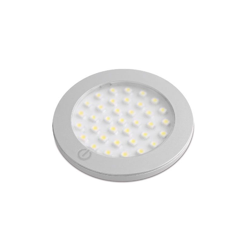 Kit Spot Led Exterieur Kit 3 Ou 5 Spots Led Extra Plat Eclairage Tactile - Lux Et