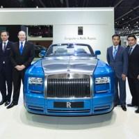 Rolls-Royce phô diễn nghệ thuật Bespoke tại Bangkok