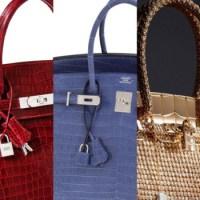 Những chiếc túi Hermès Birkin đắt tiền nhất